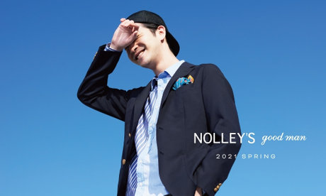 """NOLLEY'S goodman 2021SPRING """"Be Positive"""""""